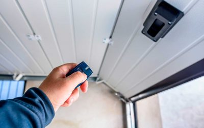 Mantenimiento de una puerta automática