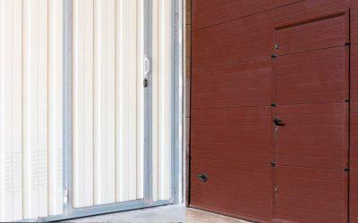 Beneficios de una puerta de garaje, ¿cúal me conviene?